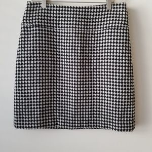 Talbots Wool Blend Skirt Size 8P